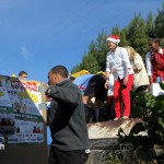 Coldwell Banker Bermuda Realty's Toys For Tots Campaign December 6 2012 (18)