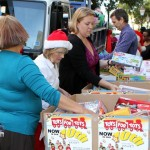 Coldwell Banker Bermuda Realty's Toys For Tots Campaign December 6 2012 (2)