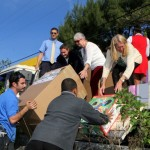 Coldwell Banker Bermuda Realty's Toys For Tots Campaign December 6 2012 (21)