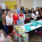 Coldwell Banker Bermuda Realty's Toys For Tots Campaign December 6 2012 (35)