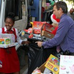 Coldwell Banker Bermuda Realty's Toys For Tots Campaign December 6 2012 (4)