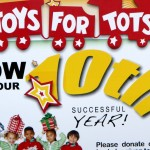 Coldwell Banker Bermuda Realty's Toys For Tots Campaign December 6 2012 (6)