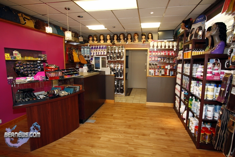 store for hair products - Shelving With Hair Products And Beauty. Store. Editorial Photo ...