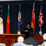 Monsignor Filipe de Paiva Macedo Honour Ceremony Bermuda, November 30 2012 (1)