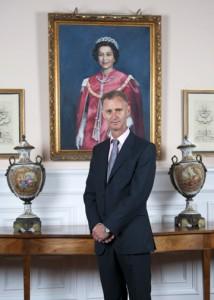 governor Official Portrait 2012