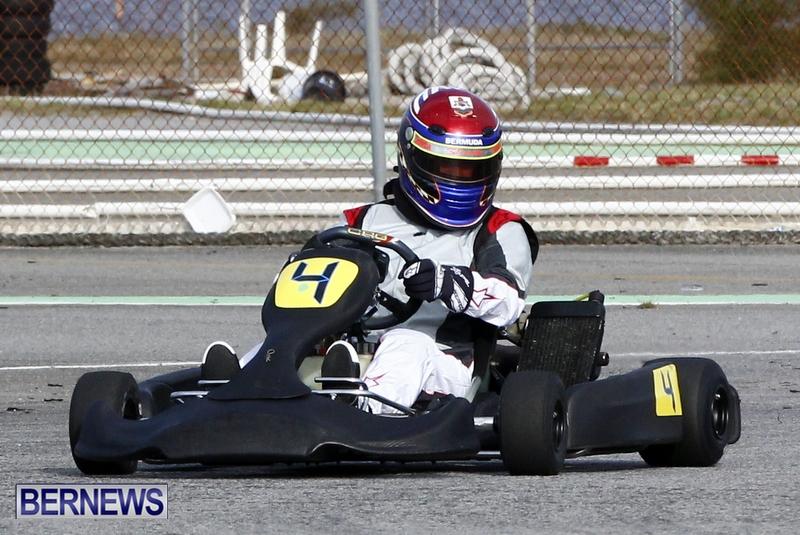 Karting GoKarts Bermuda racing Races  January 6 2013 (13)