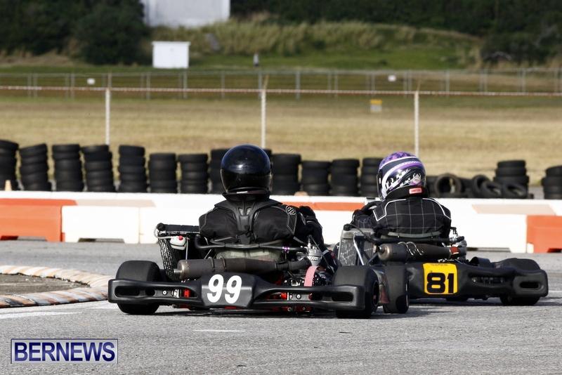 Karting GoKarts Bermuda racing Races  January 6 2013 (18)
