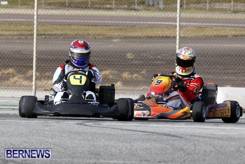 Karting GoKarts Bermuda racing Races  January 6 2013 (19)