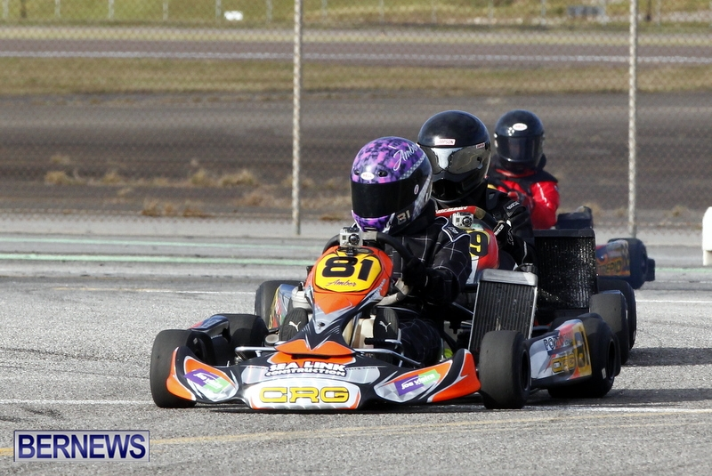Karting GoKarts Bermuda racing Races  January 6 2013 (23)