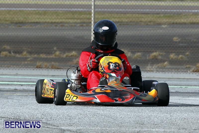 Karting GoKarts Bermuda racing Races  January 6 2013 (24)