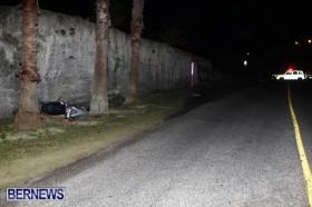 St Georges fatal bike accident, Bermuda January 19 2013 (2)