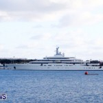 The  Motor Yacht  Eclipse  Roman Abramovich St George's Bermuda, January 29 2013 (1)