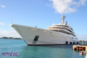The  Motor Yacht  Eclipse  Roman Abramovich St George's Bermuda, January 29 2013 (17)