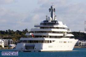 The  Motor Yacht  Eclipse  Roman Abramovich St George's Bermuda, January 29 2013 (5)