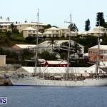Training Tall Ship Christian Radich, St George's Bermuda, January 15 2013 (1)