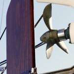 Training Tall Ship Christian Radich, St George's Bermuda, January 15 2013 (11)