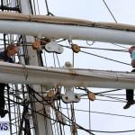 Training Tall Ship Christian Radich, St George's Bermuda, January 15 2013 (28)