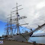 Training Tall Ship Christian Radich, St George's Bermuda, January 15 2013 (30)