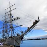 Training Tall Ship Christian Radich, St George's Bermuda, January 15 2013 (31)