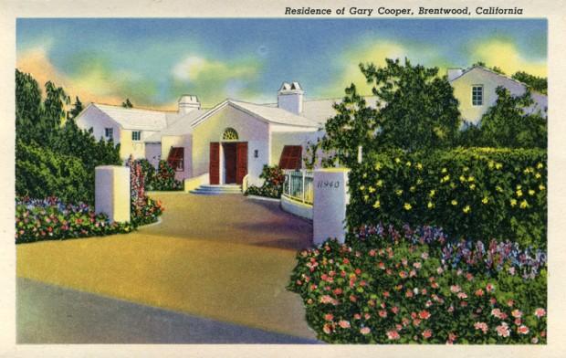 Gary Cooper Bermuda house