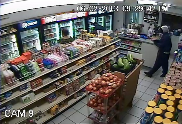 Suspect St. David's Variety Robbery February 6 2013 [2]