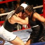 Teresa Perozzi vs Tori Sho Nuff Nelson Fight Night 15 The Rematch Berkeley Institute Bermuda, February 2 2013  (1)
