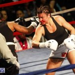 Teresa Perozzi vs Tori Sho Nuff Nelson Fight Night 15 The Rematch Berkeley Institute Bermuda, February 2 2013  (2)