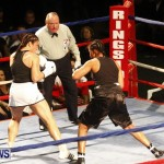 Teresa Perozzi vs Tori Sho Nuff Nelson Fight Night 15 The Rematch Berkeley Institute Bermuda, February 2 2013  (23)