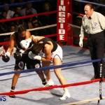 Teresa Perozzi vs Tori Sho Nuff Nelson Fight Night 15 The Rematch Berkeley Institute Bermuda, February 2 2013  (26)