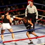 Teresa Perozzi vs Tori Sho Nuff Nelson Fight Night 15 The Rematch Berkeley Institute Bermuda, February 2 2013  (27)