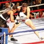 Teresa Perozzi vs Tori Sho Nuff Nelson Fight Night 15 The Rematch Berkeley Institute Bermuda, February 2 2013  (3)