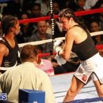 Teresa Perozzi vs Tori Sho Nuff Nelson Fight Night 15 The Rematch Berkeley Institute Bermuda, February 2 2013  (4)