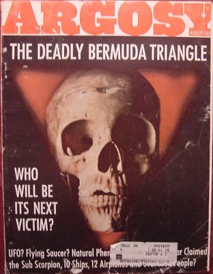 Bermuda Triangle Mystery Book