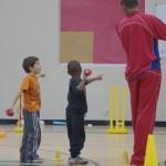 Pee Wee 'Have-a-go' Cricket Bermuda BCB March 2013 (5)