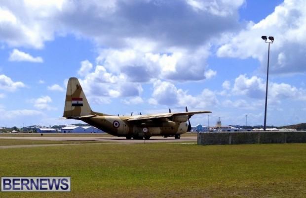 mar 29 2013 military plane bermuda
