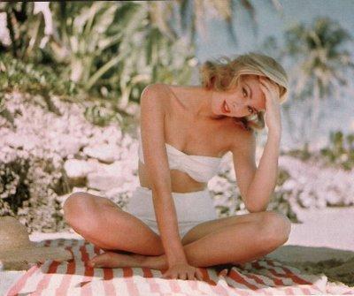 Grace Kelly beach