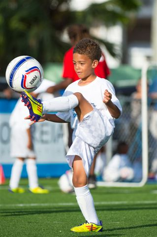 Pro Soccer_Youth Foot work