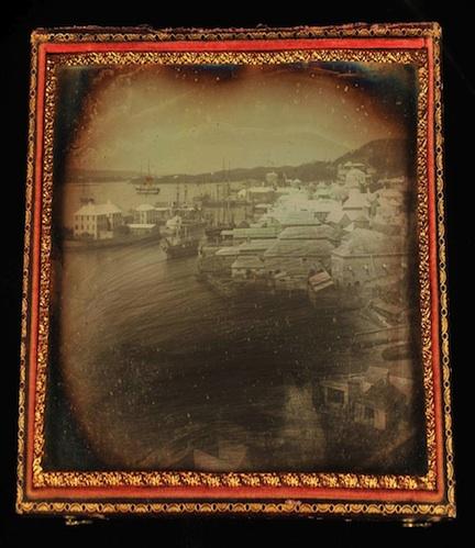 daguerreotypen