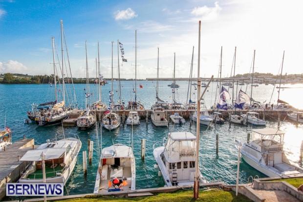 Arc Europe Atlantic Cup Yachts, St George's Bermuda May 11 2013-14