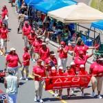 Bermuda Day Parade, May 24 2013-26