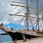 Training Tall Ship Gunilla In St George's, Bermuda May 6 2013-3
