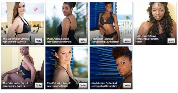 Fullscreen capture Miss Bermuda
