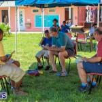 Men Reading At Elliot Primary School Bermuda, June 7 2013-2