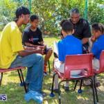 Men Reading At Elliot Primary School Bermuda, June 7 2013-34