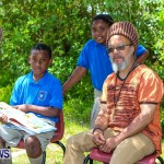 Men Reading At Elliot Primary School Bermuda, June 7 2013-42
