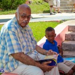 Men Reading At Elliot Primary School Bermuda, June 7 2013-47