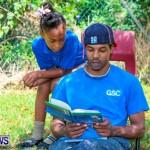 Men Reading At Elliot Primary School Bermuda, June 7 2013-52