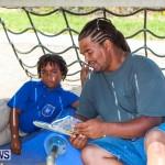Men Reading At Elliot Primary School Bermuda, June 7 2013-55
