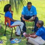 Men Reading At Elliot Primary School Bermuda, June 7 2013-60