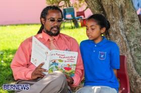 Men Reading At Elliot Primary School Bermuda, June 7 2013-61